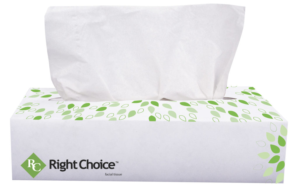Right Choice Facial Tissue